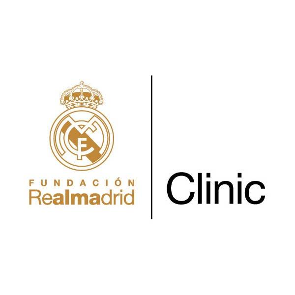 Real Madrid Foundation Clinics Hong Kong logo